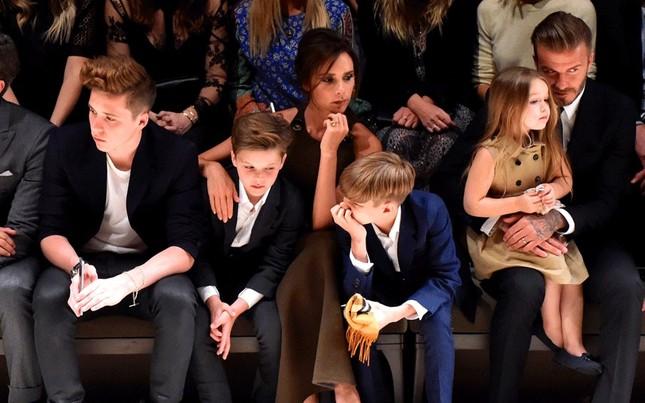 David Beckham nhắn gửi mùi mẫn đến vợ yêu nhân 17 năm ngày cưới ảnh 4