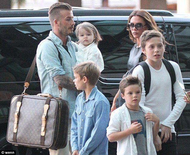 David Beckham nhắn gửi mùi mẫn đến vợ yêu nhân 17 năm ngày cưới ảnh 5