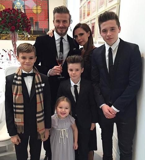 David Beckham nhắn gửi mùi mẫn đến vợ yêu nhân 17 năm ngày cưới ảnh 3