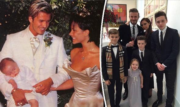 David Beckham nhắn gửi mùi mẫn đến vợ yêu nhân 17 năm ngày cưới ảnh 2