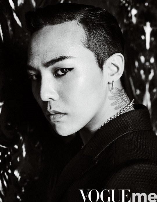 G-Dragon trang điểm đậm, tình tứ bên nàng mẫu gợi cảm Bella Hadid ảnh 7