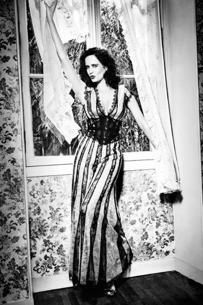 Mê đắm nhan sắc hút hồn của 'nàng Bond Girl' nước Pháp ảnh 1