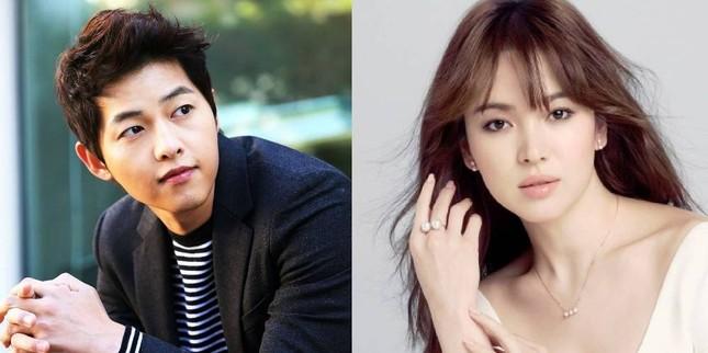 Hành động ngọt ngào của Song Hye Kyo với Song Joong Ki khiến fan 'tan chảy' ảnh 2