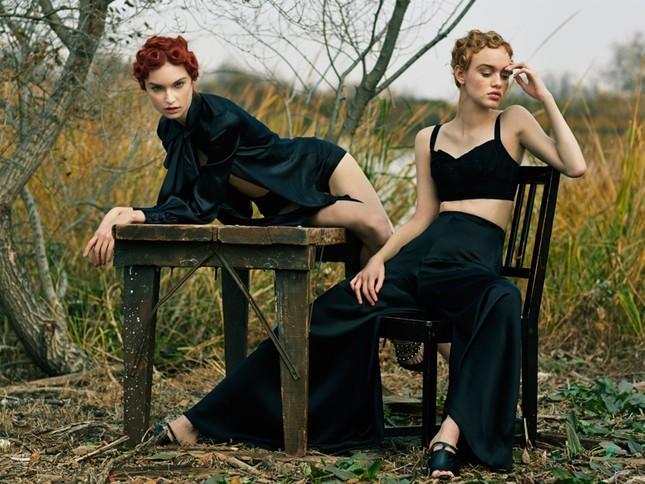 Hai 'nàng thơ' người Mỹ quyến rũ gợi tình ảnh 6