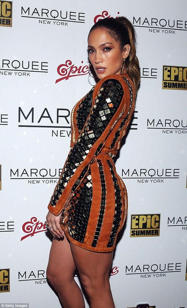 Jennifer Lopez quyến rũ mê hồn khi hòa giọng cùng chồng cũ ảnh 6