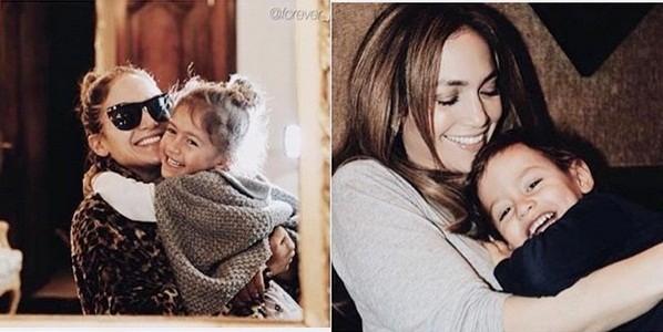 Jennifer Lopez quyến rũ mê hồn khi hòa giọng cùng chồng cũ ảnh 5