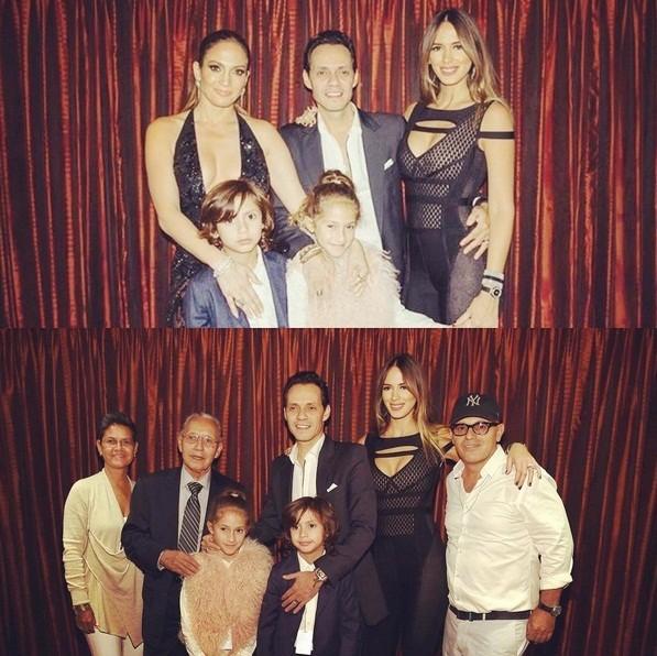 Jennifer Lopez quyến rũ mê hồn khi hòa giọng cùng chồng cũ ảnh 4