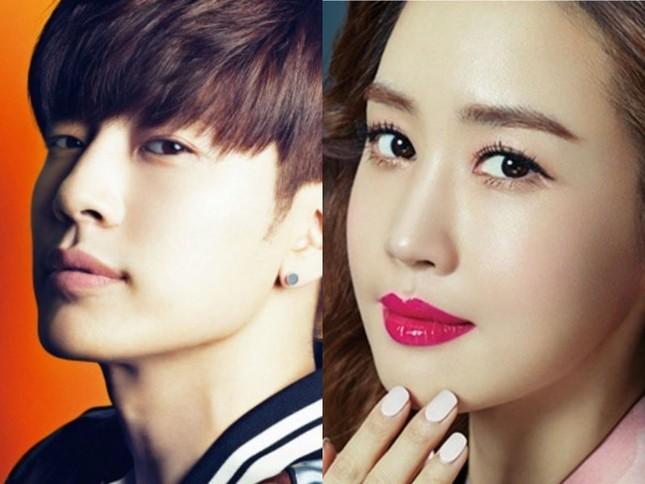 Nam ca sĩ Se7en và mỹ nhân Lee Da Hae bất ngờ hẹn hò ảnh 3