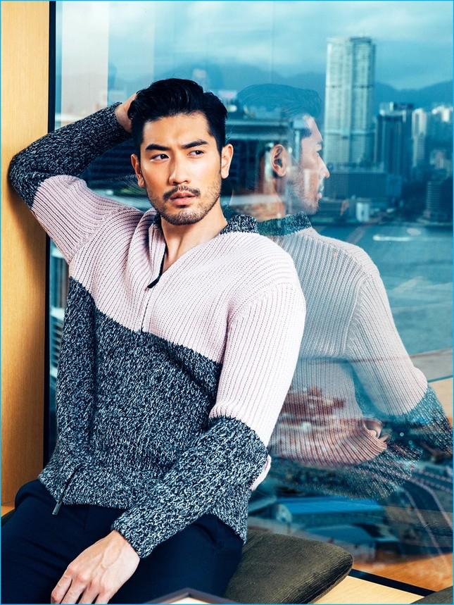 Gặp gỡ siêu mẫu gợi cảm đóng vai nam thần 'Vương Lịch Xuyên' ảnh 8