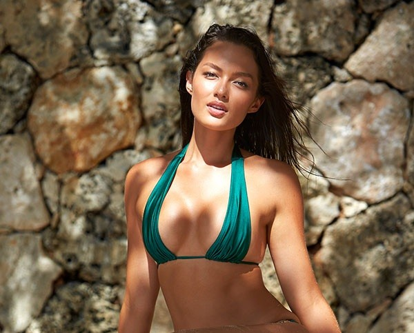 Mia Kang - Mỹ nhân áo tắm Hồng Kông siêu gợi cảm ảnh 1