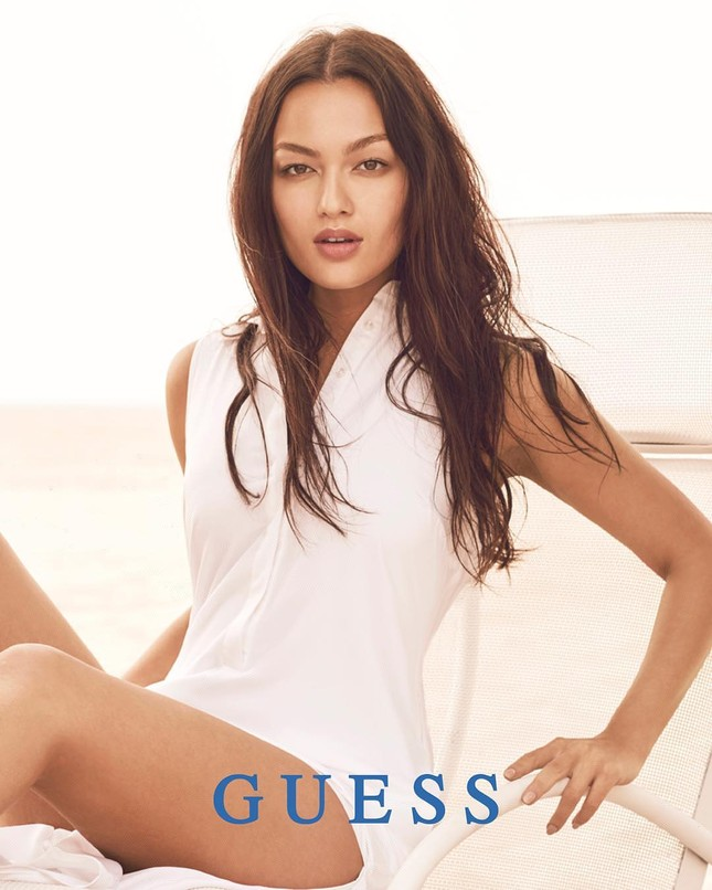 Mia Kang - Mỹ nhân áo tắm Hồng Kông siêu gợi cảm ảnh 11