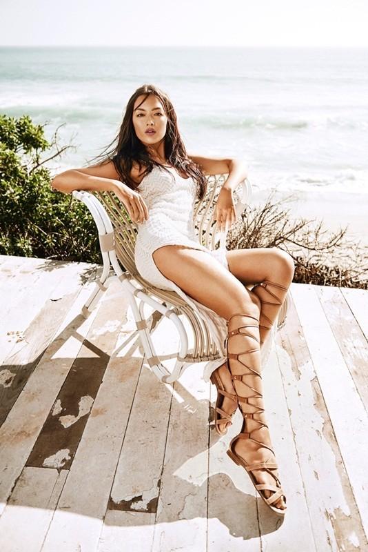 Mia Kang - Mỹ nhân áo tắm Hồng Kông siêu gợi cảm ảnh 9