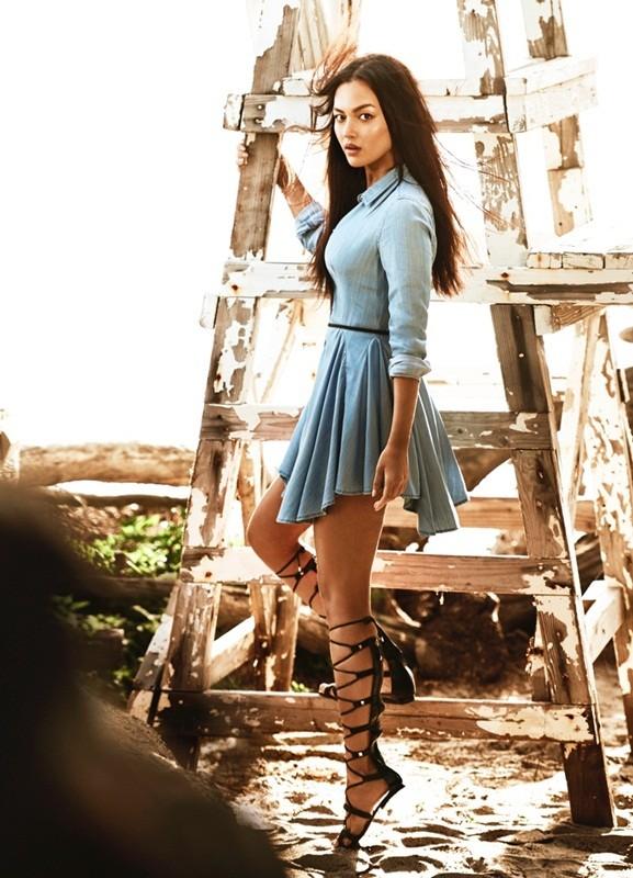 Mia Kang - Mỹ nhân áo tắm Hồng Kông siêu gợi cảm ảnh 15