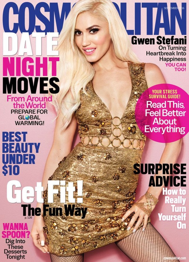 Nữ ca sĩ Gwen Stefani 47 tuổi vẫn rực lửa nồng nàn ảnh 7