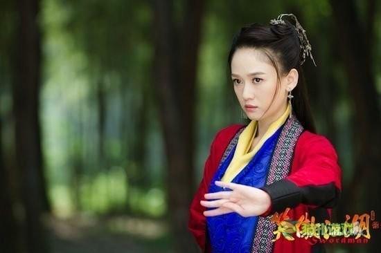 'Nàng Đông Phương Bất Bại' Trần Kiều Ân trẻ đẹp bất ngờ ảnh 9
