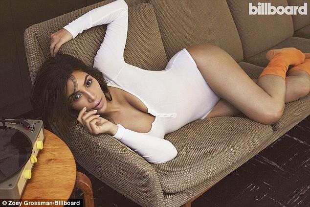 Kim Kardashian: Từ cô đào vô danh đến ngôi sao 'hot' nhất nhì Hollywood ảnh 3