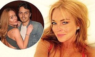 Lindsay Lohan cay đắng thừa nhận tự mua nhẫn đính hôn ảnh 3