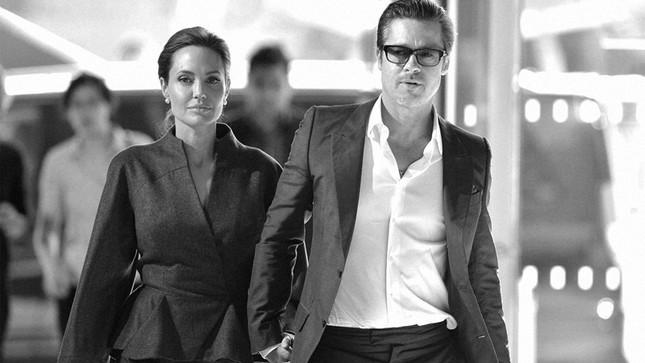Bị Jolie bỏ, Brad Pitt khóc và cầu cứu cha mẹ hàng ngày ảnh 1