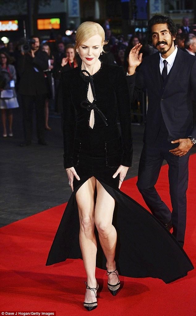 Ngỡ ngàng sắc vóc trẻ đẹp rực rỡ của Nicole Kidman ảnh 8