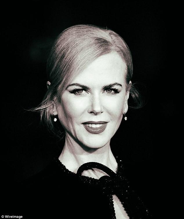 Ngỡ ngàng sắc vóc trẻ đẹp rực rỡ của Nicole Kidman ảnh 10
