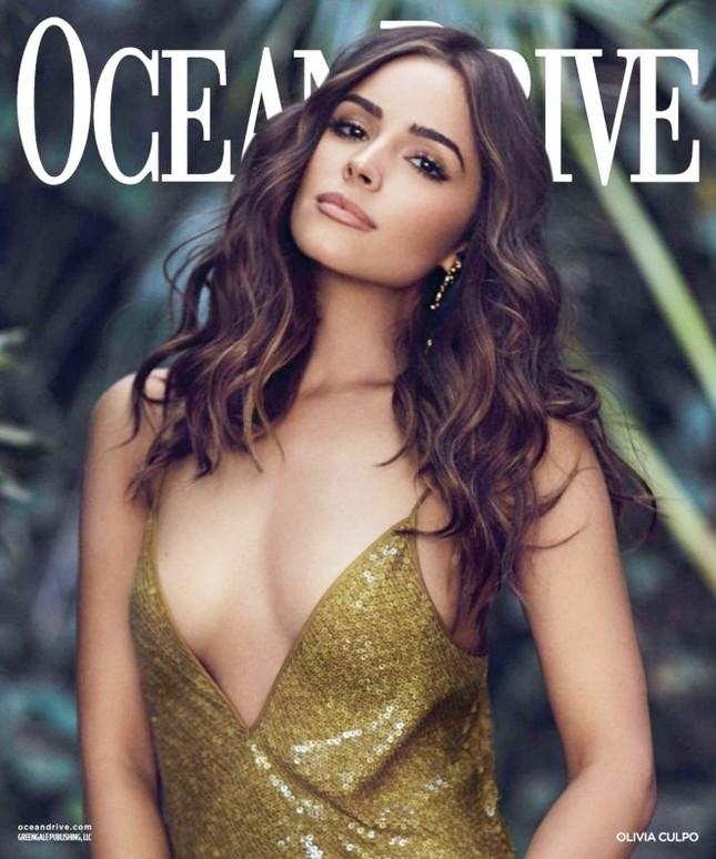 Hoa hậu Hoàn vũ 2012 Olivia Culpo ngày càng mặn mà, nóng bỏng ảnh 7