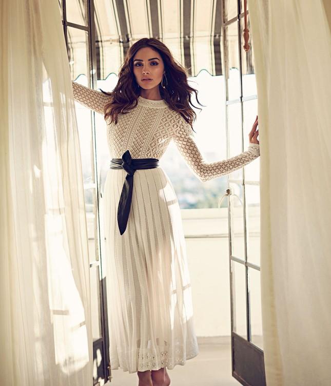 Hoa hậu Hoàn vũ 2012 Olivia Culpo ngày càng mặn mà, nóng bỏng ảnh 4