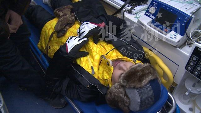 Lâm Chí Dĩnh bị chấn thương phải nhập viện ảnh 4