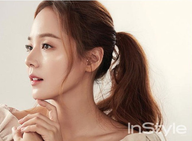 Mỹ nhân xứ Hàn xinh đẹp lung linh đón xuân ảnh 27