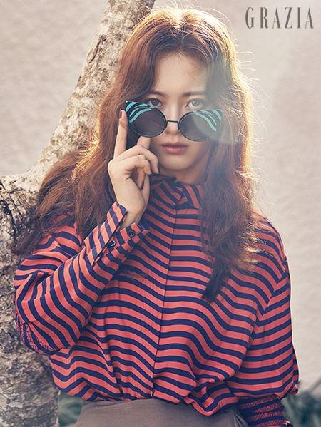 Mỹ nhân xứ Hàn xinh đẹp lung linh đón xuân ảnh 16