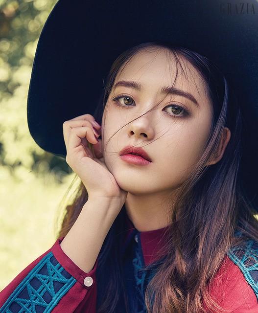 Mỹ nhân xứ Hàn xinh đẹp lung linh đón xuân ảnh 11
