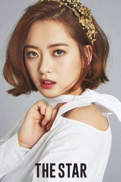 Mỹ nhân xứ Hàn xinh đẹp lung linh đón xuân ảnh 19