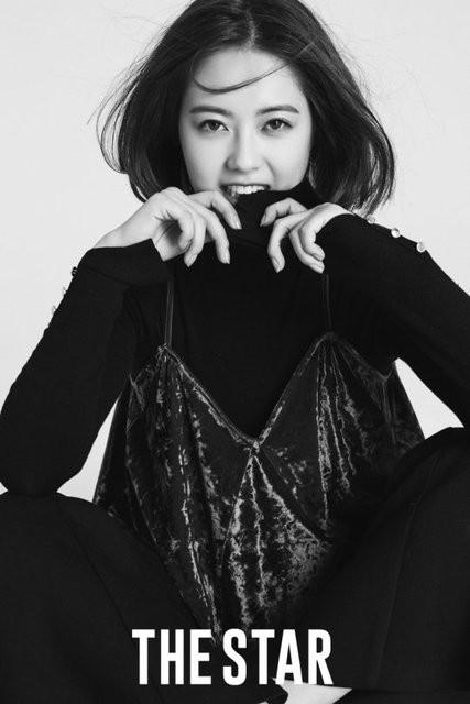 Mỹ nhân xứ Hàn xinh đẹp lung linh đón xuân ảnh 21