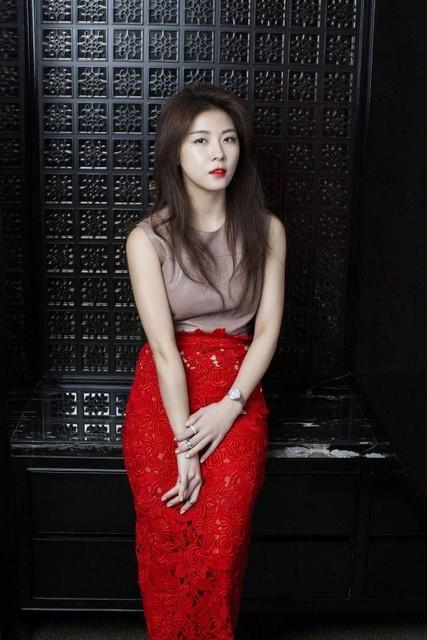 Mỹ nhân xứ Hàn xinh đẹp lung linh đón xuân ảnh 5