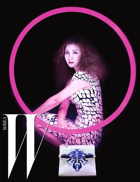 Mỹ nhân xứ Hàn xinh đẹp lung linh đón xuân ảnh 8
