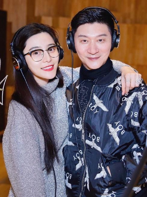 Fan bất ngờ vì cha Phạm Băng Băng quá trẻ trung phong độ ảnh 4
