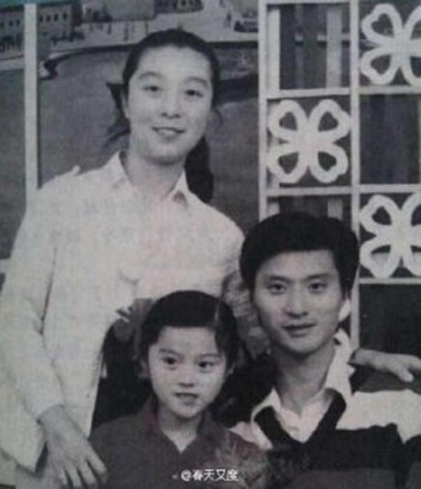 Fan bất ngờ vì cha Phạm Băng Băng quá trẻ trung phong độ ảnh 6