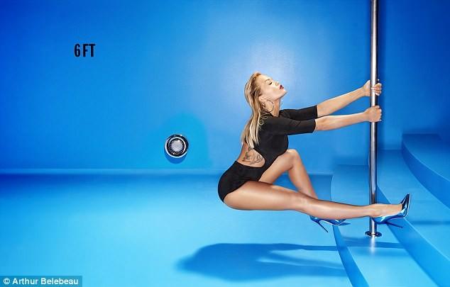 Rita Ora – Nữ ca sĩ siêu nóng bỏng của làng nhạc ảnh 4