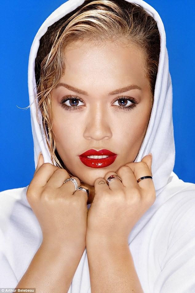 Rita Ora – Nữ ca sĩ siêu nóng bỏng của làng nhạc ảnh 5