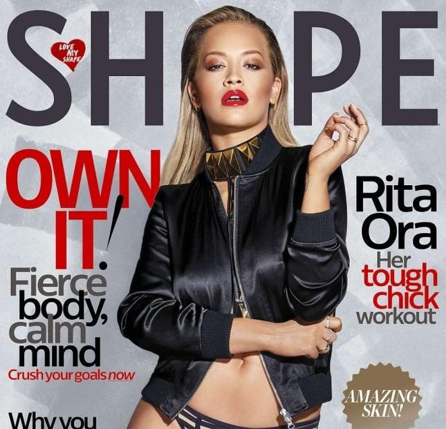 Rita Ora – Nữ ca sĩ siêu nóng bỏng của làng nhạc ảnh 6