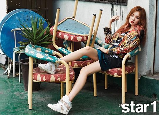 Lee Sung Kyung – 9x gợi cảm cá tính của showbiz Hàn ảnh 10