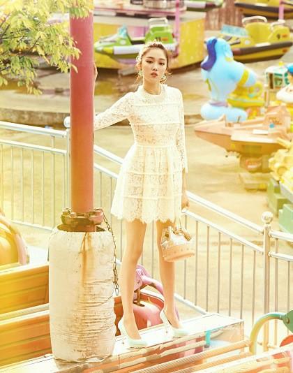 Lee Sung Kyung – 9x gợi cảm cá tính của showbiz Hàn ảnh 5