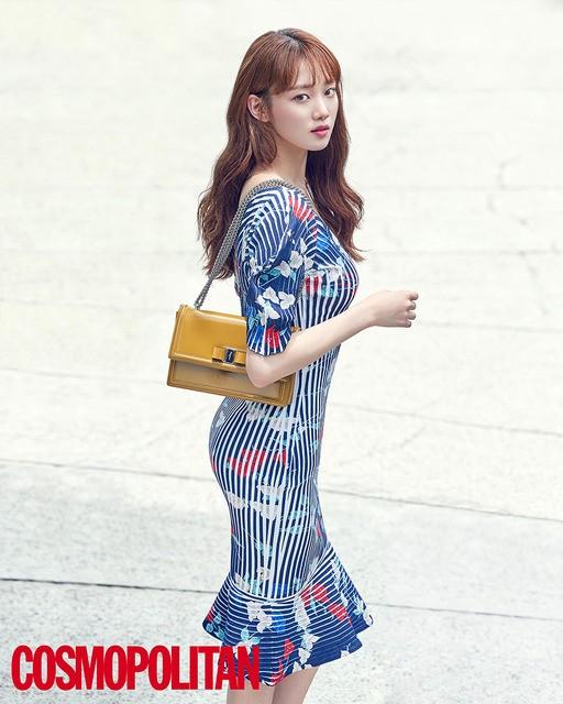 Lee Sung Kyung – 9x gợi cảm cá tính của showbiz Hàn ảnh 4