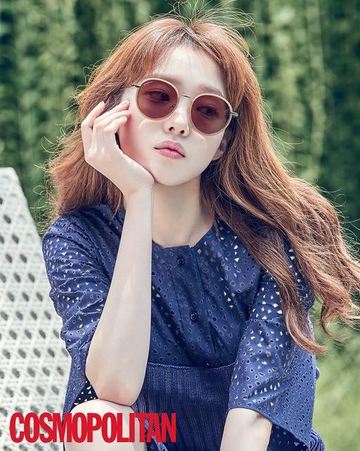 Lee Sung Kyung – 9x gợi cảm cá tính của showbiz Hàn ảnh 3