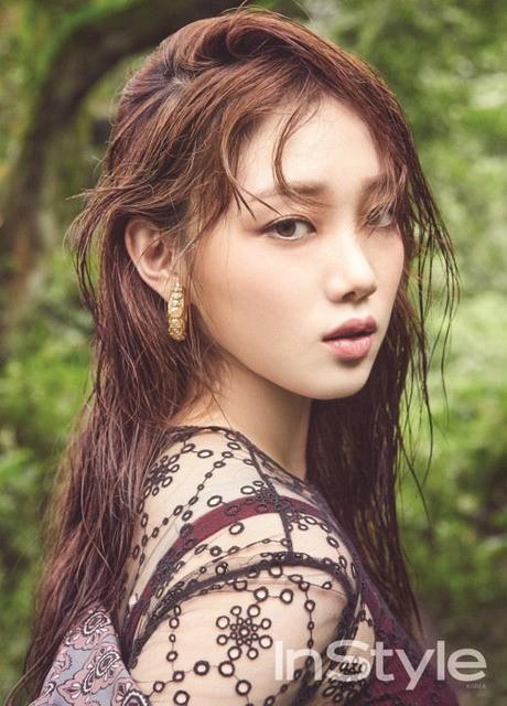 Lee Sung Kyung – 9x gợi cảm cá tính của showbiz Hàn ảnh 7