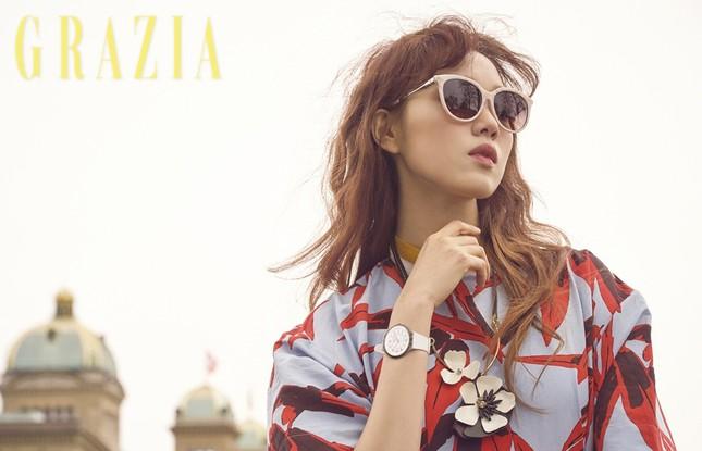 Lee Sung Kyung – 9x gợi cảm cá tính của showbiz Hàn ảnh 17