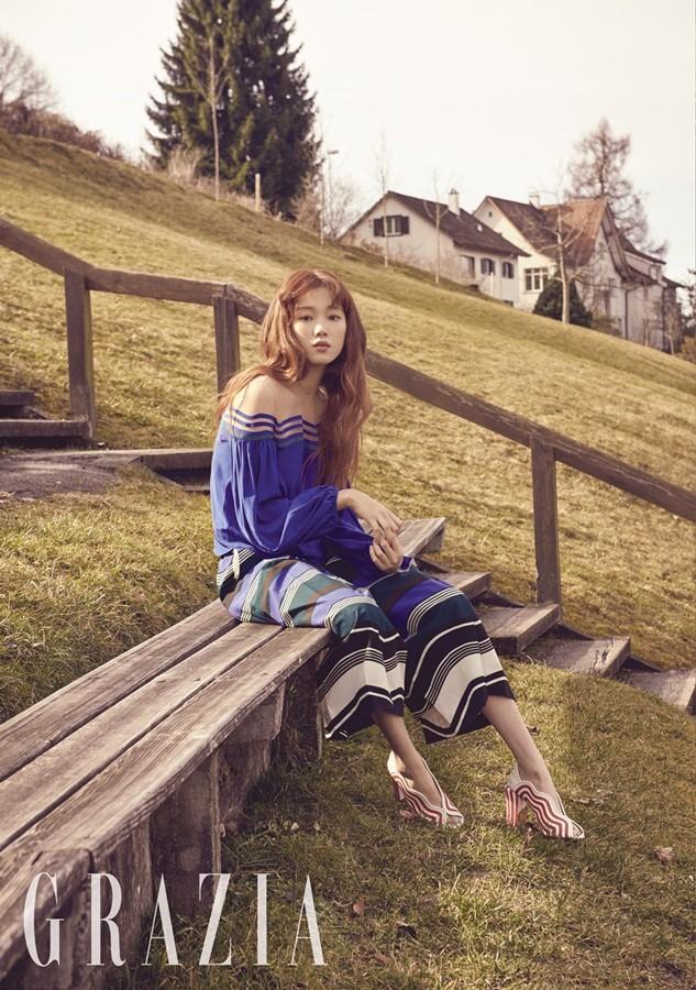 Lee Sung Kyung – 9x gợi cảm cá tính của showbiz Hàn ảnh 18