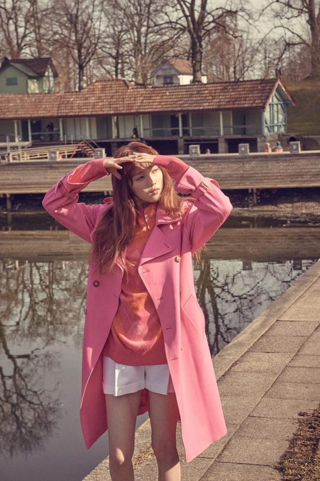 Lee Sung Kyung – 9x gợi cảm cá tính của showbiz Hàn ảnh 22