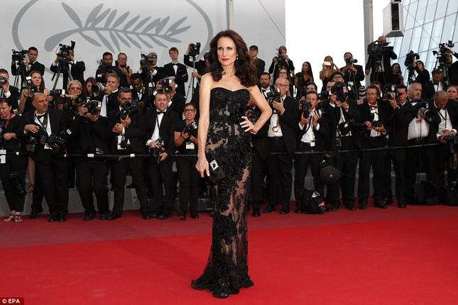 'Thiên nga trắng' Nicole Kidman đắm say bên chồng tại Cannes ảnh 21