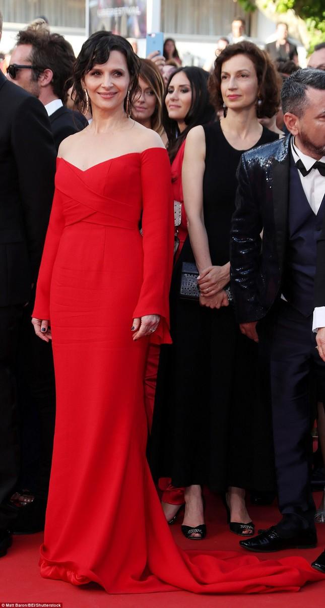 'Thiên nga trắng' Nicole Kidman đắm say bên chồng tại Cannes ảnh 22