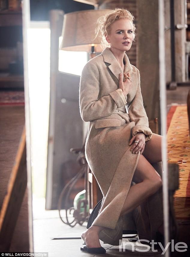Nicole Kidman quyến rũ mê mẩn dù sắp 50 tuổi ảnh 6